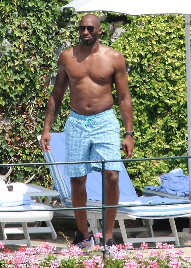 Kobe Bryant Back InItaly!!