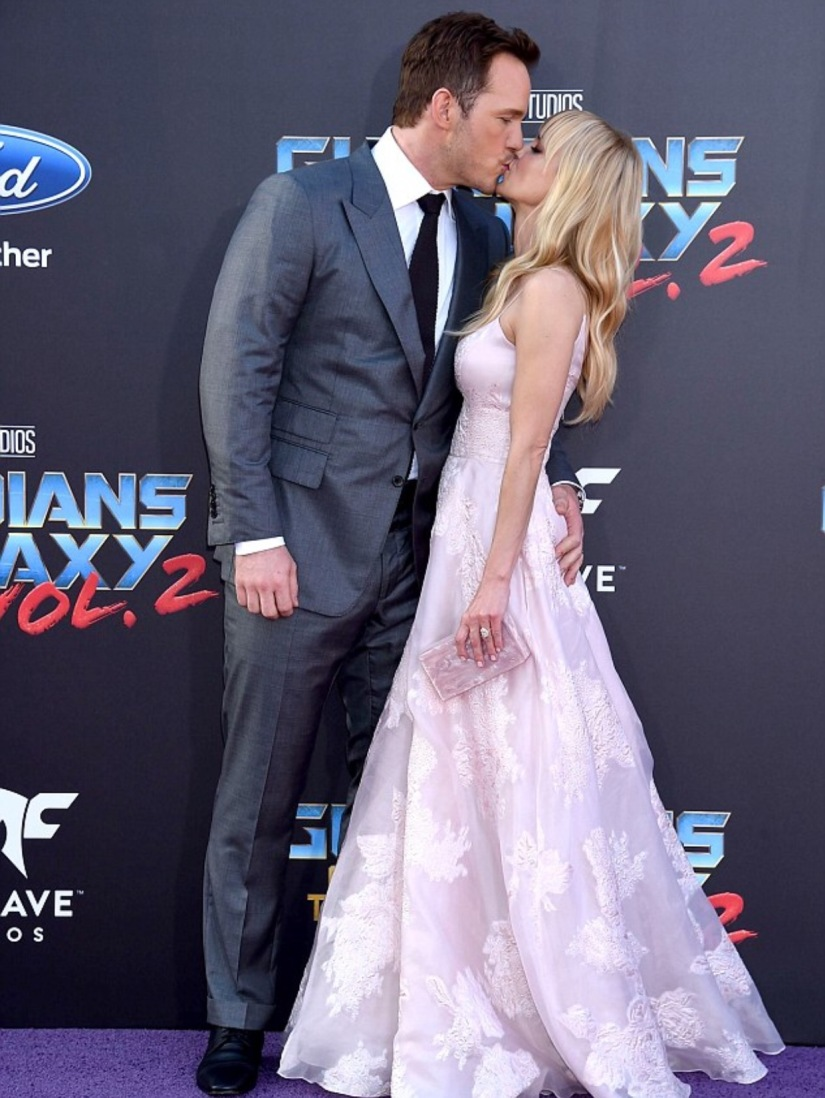 Anna Faris and Chris Pratt Separating
